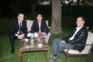Javier Rotman,Ivan Ponce,Jose Miguel Burrull